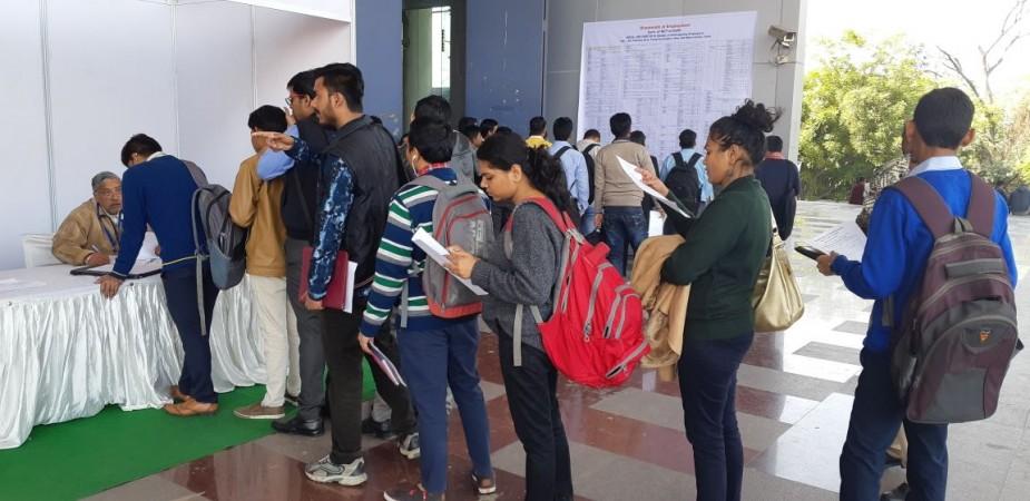 AAP Job fair Delhi