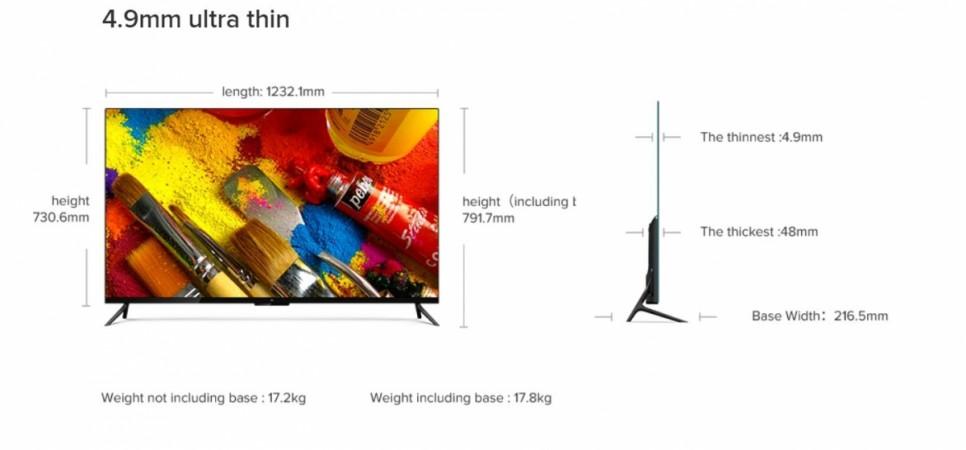 Xiaomi, Mi TV 4, FAQ, features,