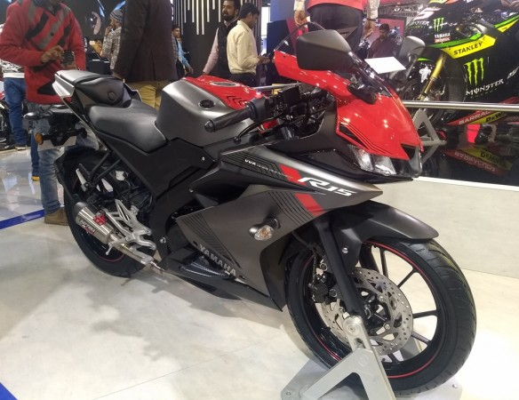 Yamaha Yzf R15 Version 3 0 Price Specification Features