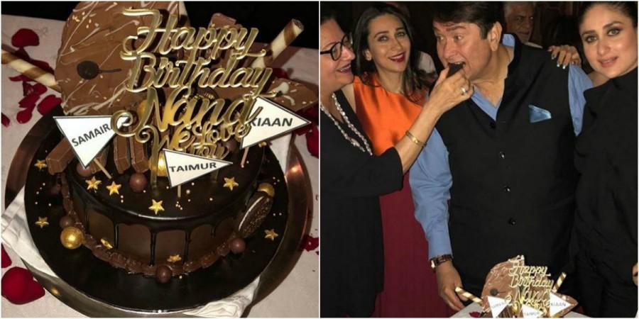 Randhir Kapoor birthday celebration