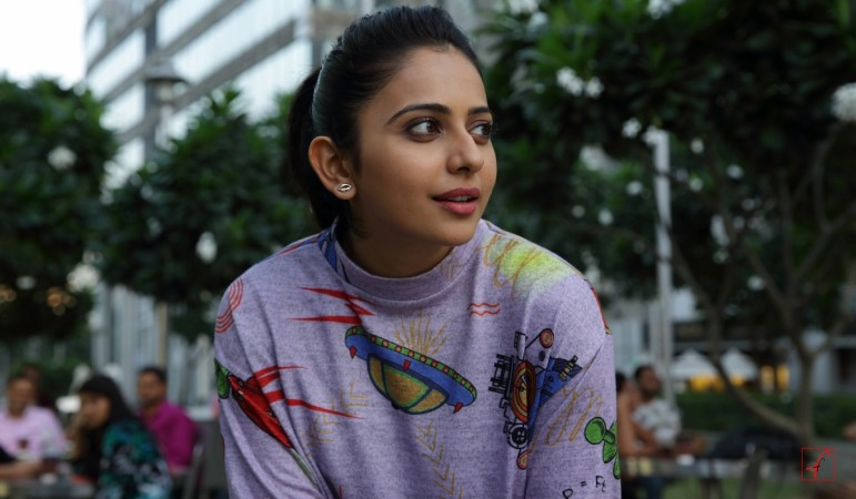 Rakul Preet Singh in Aiyaary movie