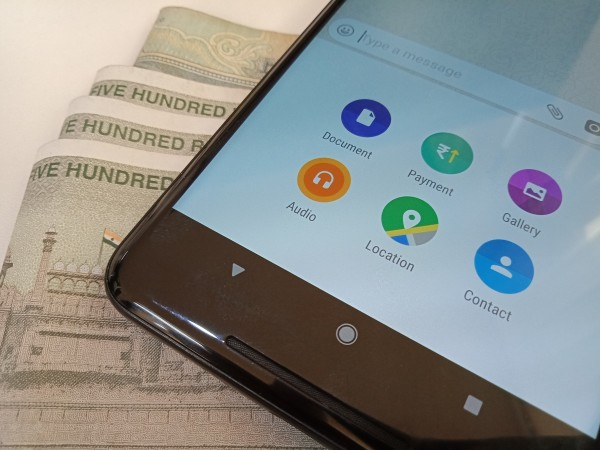 WhatsApp Payments available in India