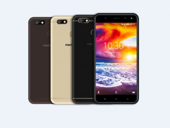 Karbonn Titanium Jumbo 2 launched in India at an effective price of Rs 3,999
