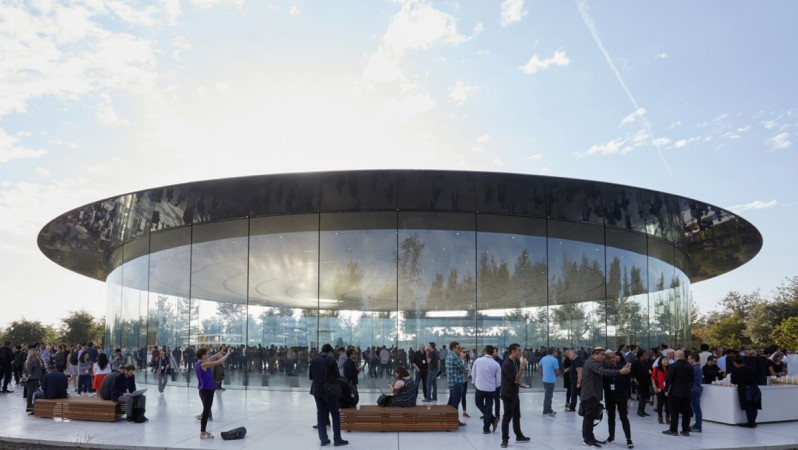 Apple Steve Jobs Theater