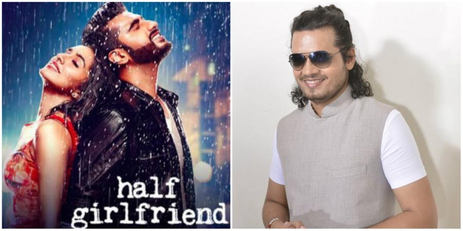Half Girlfriend singer Rahul Mishra