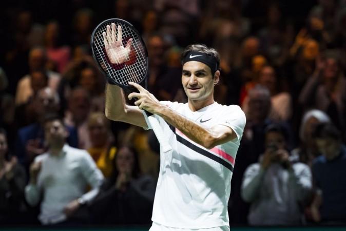 Roger Federer Vs Grigor Dimitrov In Rotterdam Open 2018 Final