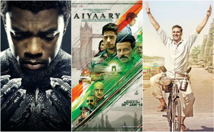 Aiyaary Day 3 Box Office Collection Black Panther Padman Hit 1st