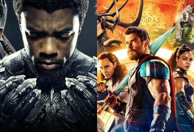 Black Panther Thor ragnarok