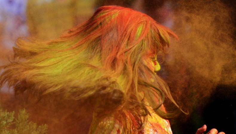 Holi- India's festival of colors