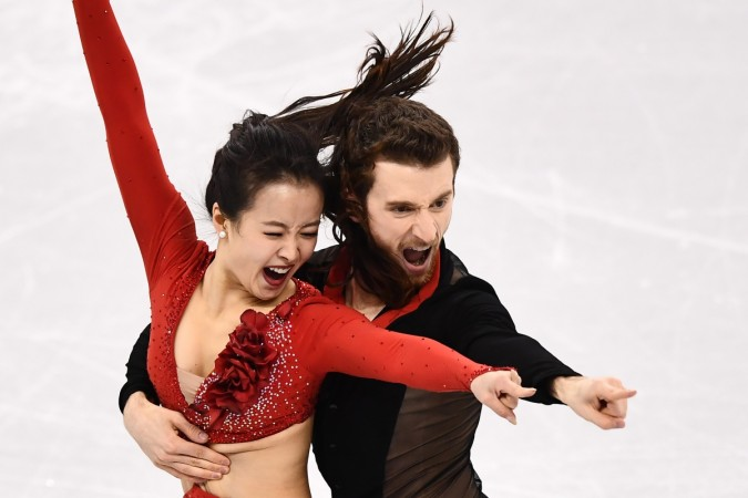 yura min, winter olympics