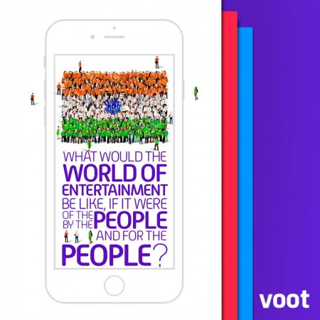 Voot for mobile