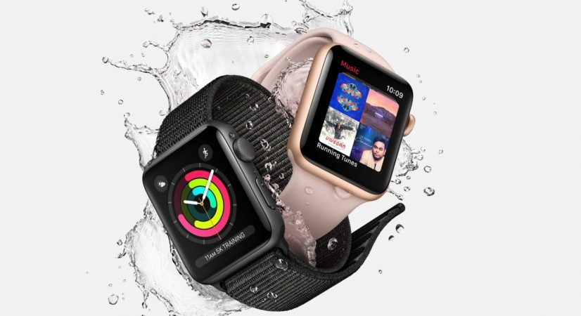 Apple Watch as seen on its official site