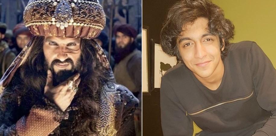 Ranveer Singh has a competitor in Chunkey Panday's nephew Ahaan Pandey