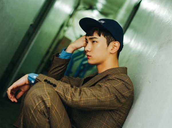Shinee member Key