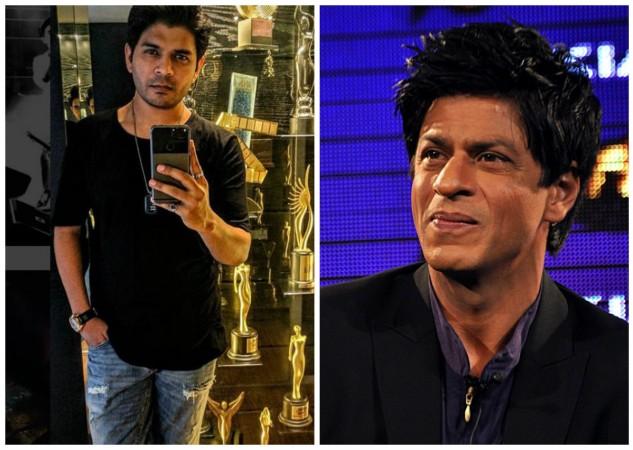 Ankit Tiwari and Shah Rukh Khan