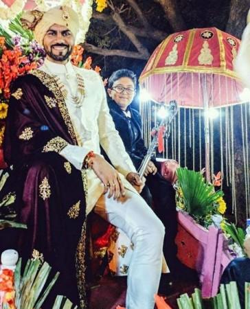 Gaurav Chopra wedding, Gaurav Chopra ex-girlfriend