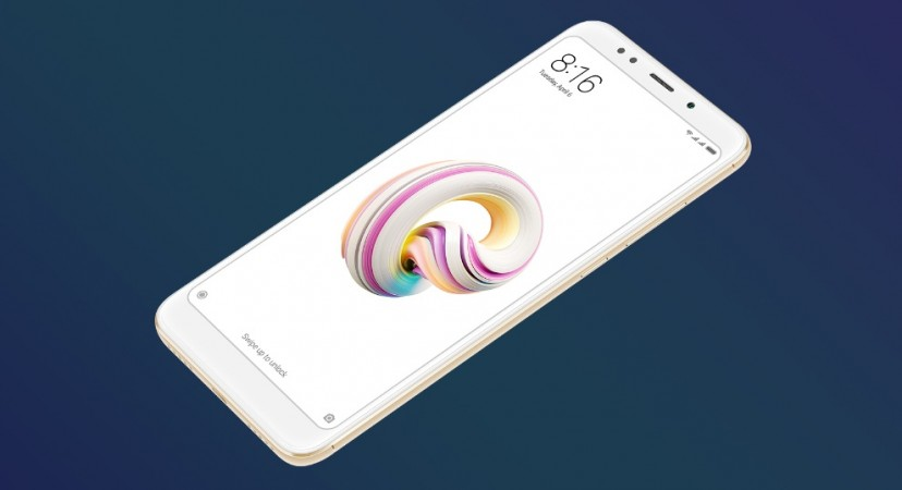 Xiaomi Redmi Note 5 Pro as seen on its official site