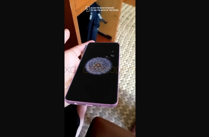 Samsung, Galaxy S9, front-panel, Infinity Display, UNPACKED 2018, 3D AR