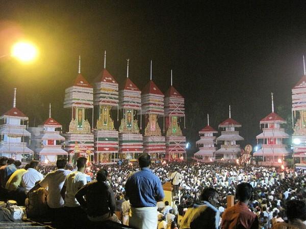 Chettikulangara temple Alappuzha