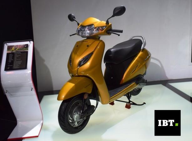 2018 Honda Activa 5G