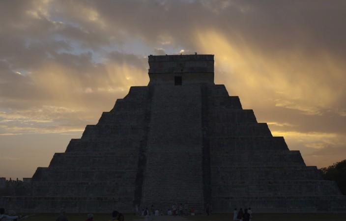 Mayan monuments