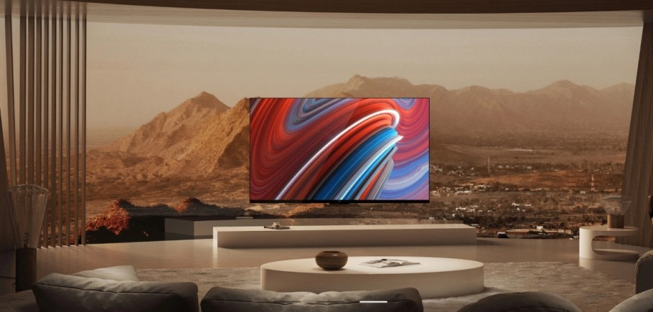Xiaomi Mi TV 4 with 4K HDR display on display