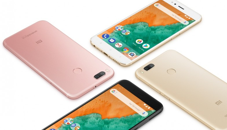 Android One smartphone Xiaomi Mi A1
