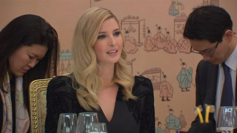 'Scientist' Ivanka Trump is no less than a cosplayer, say Twitter users - IBTimes India