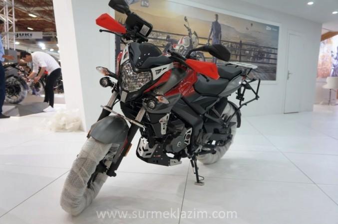 Bajaj Pulsar NS200 Adventure edition