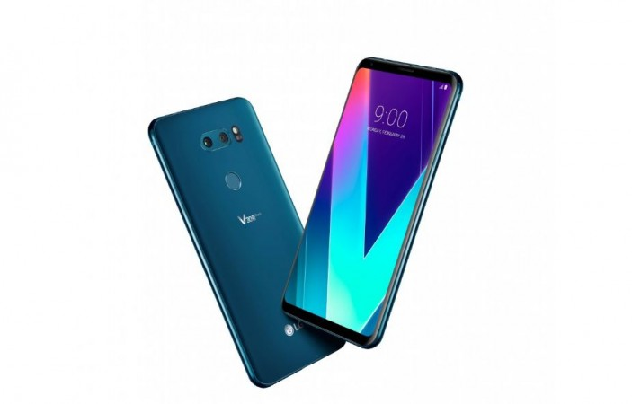 LG V30S ThinQ, MWC 2018, Mobile World Congress, LG V30S  ThinQ