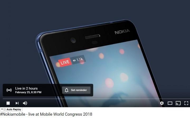 Nokia Mobile, MWC 2018, live stream, Mobile World Congress, Nokia 1, Nokia 4, Nokia 7 Plus