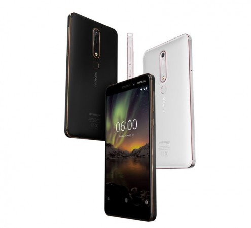 Nokia 6, 2018, features, price, launch, MWC 2018,