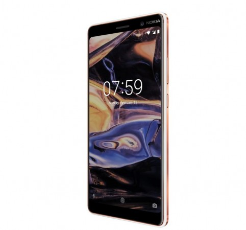 Nokia 7 Plus, launch,price, specs,MWC 2018