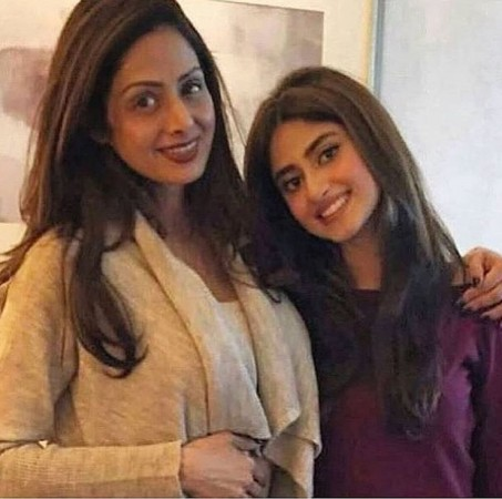 Sridevi's death: Mom co-star Sajal Ali shares an emotional post