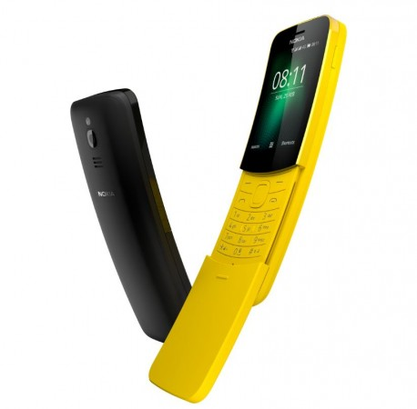Nokia 8810, banana flip phone, The Matrix, features,