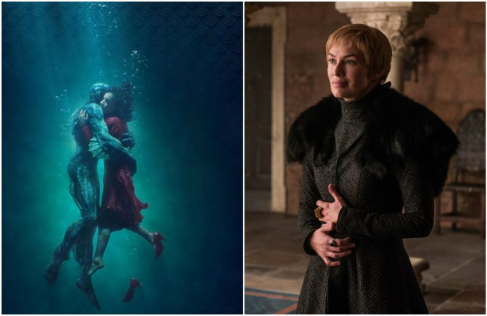 Game of Thrones' connection with Shape of Water