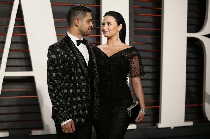 Demi Lovato and her ex-boyfriend Wilmer Valderrama were recently spotted together by some of their fans