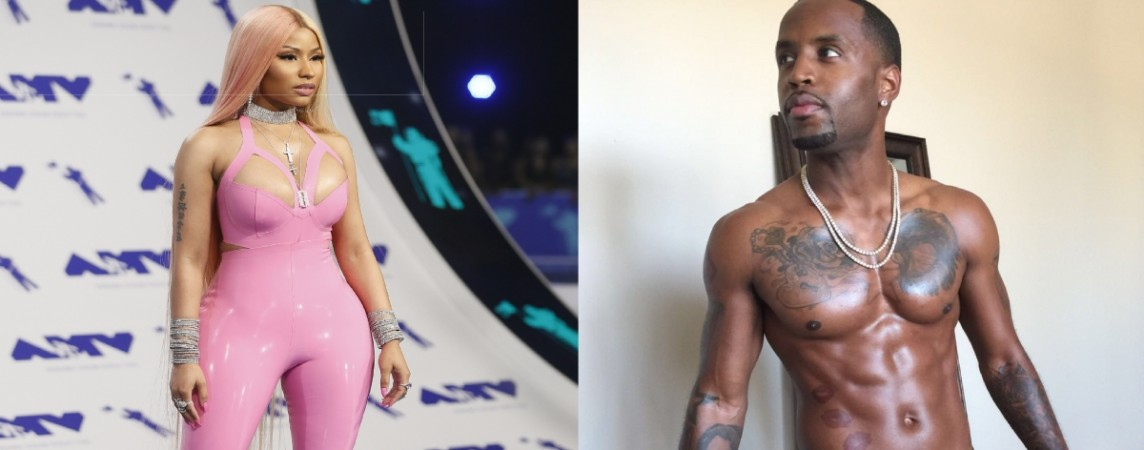 Nude photos and videos of Nicki Minaj's ex-boyfriend Safaree Samuels leak online
