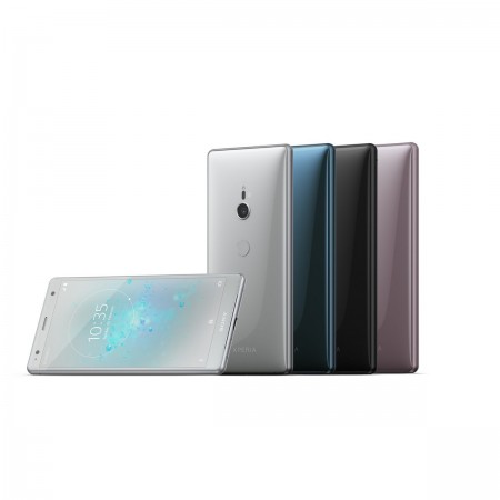 Sony Xperia XZ2 launched at MWC 2018