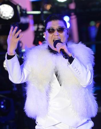 South Korean singer PSY
