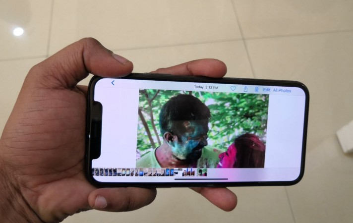 Apple IPhone X: Tips And Tricks To Capture Great Moments During The Festival Of Colors