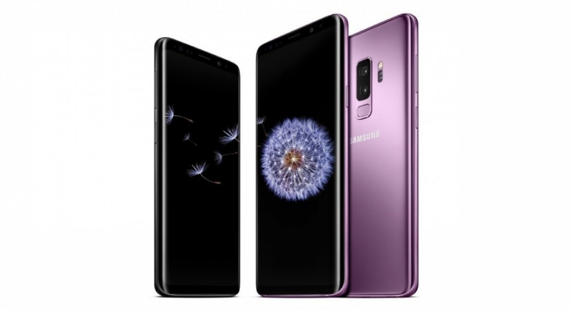 Are you experiencing light bleeding from the edge of the Galaxy S9?