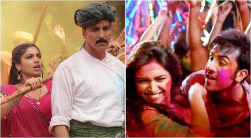 Top Bollywood Holi songs from Gori Tu Latth Maar to Balam Pichkari