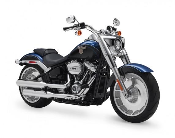 Harley-Davidson Fat Boy 114 Anniversary edition