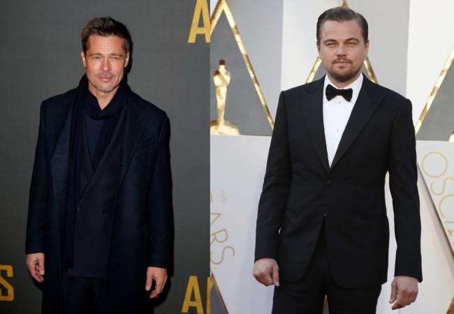 Brad Pitt and Leonardo DiCaprio have reunited for Quentin Tarantino's new film
