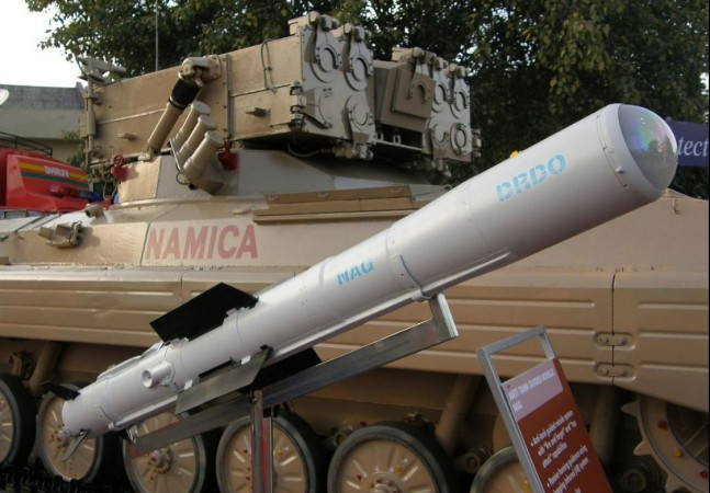 NAG, Anti Tank Missile, tests, Indian Army