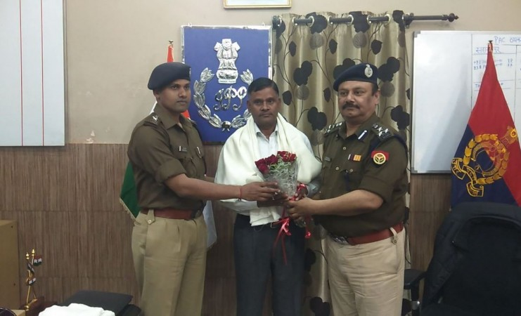 Head Constable Bhupendra Tomar
