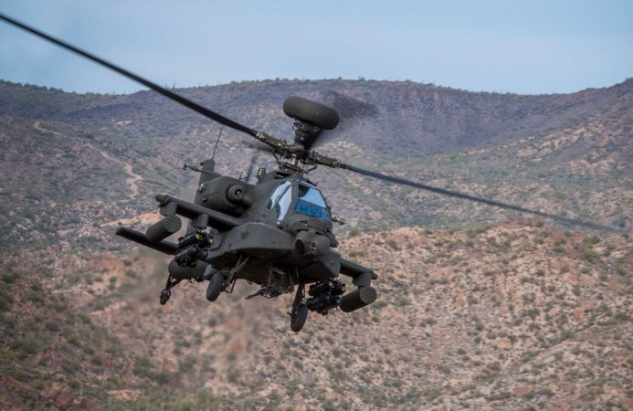 Apache combat helicopter, TATA-Boeing Aerospace Ltd, Made in India