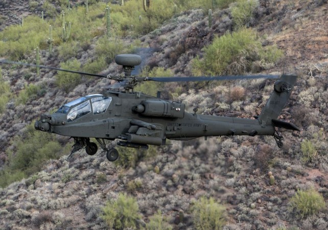 Apache, combat helicopter, TATA-Boeing Aerospace Ltd,