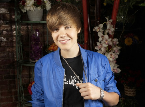 Singer Justin Bieber poses for a portrait in New York, June 3, 2010.